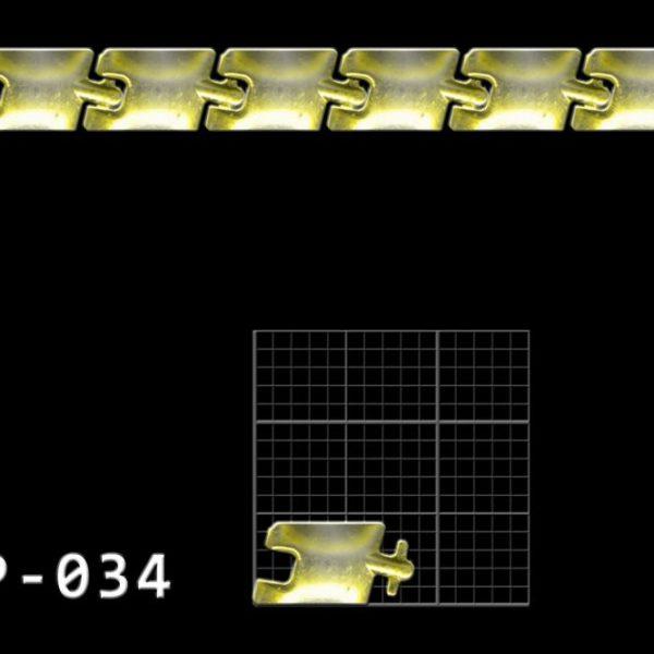 Цепь ручной сборки ЦР-034