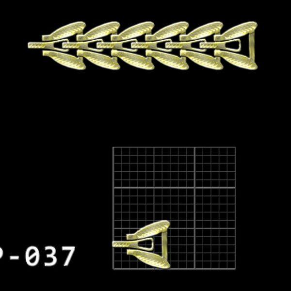Цепь ручной сборки ЦР-037