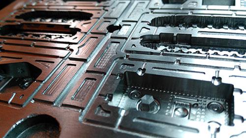 Изготовление пресс-форм и штампов - ООО Инарт