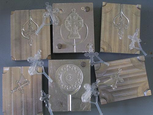Пресс-формы из алюминия