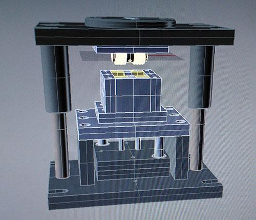 Технология производства штампов и пресс форм