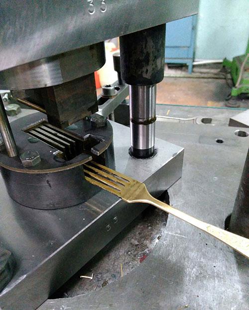 изготовление пробивных штампов